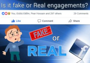 Is it Fake or Real Engagements