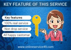 Key Feature of this service