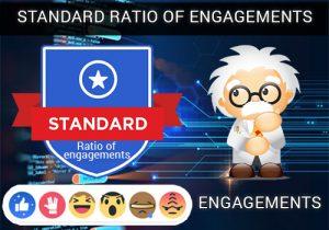 Standard Ratio of Engagement