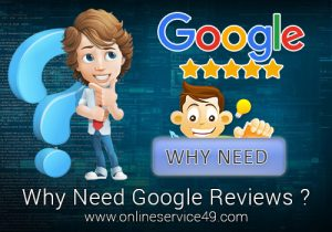 Why You Need Google Reviews