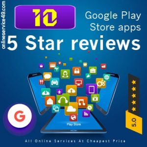 Buy Google Play Store Apps Reviews