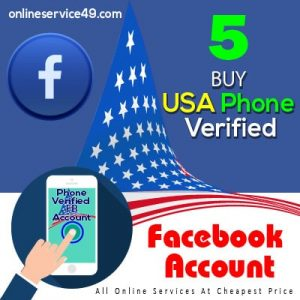 Buy USA Facebook Accounts 1