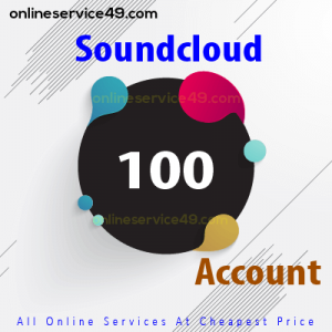 Buy SoundCloud Accounts 1